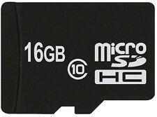 16 GB microSDHC High Speed Class 10 Speicherkarte für Raspberry Pi 3 Pi3