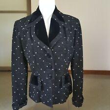 Lilli Ann Flecked Wool Jacket Vintage 1950s