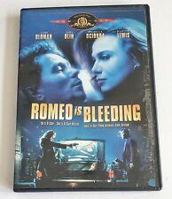 Romeo is Bleeding DVD, Gary Oldman Lena Olin Juliette Lewis R