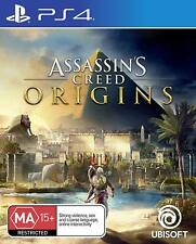 Assassins Creed Origins Action Adventure RPG Game For Sony Playstation 4 PS4