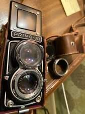 Vintage Toko Primo Jr. Junior Camera With Accessories