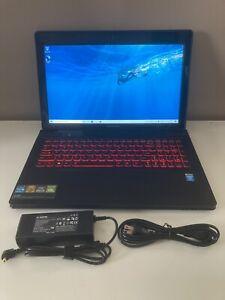 Lenovo IdeaPad Y510p 15.6in. (120GB-SSD, i7 4th Gen., 2.4GHz, 12 GB RAM)...