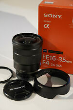 Sony Zeiss FE 16-35 mm F4 E-Mount Lens SEL1635Z