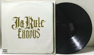 Ja Rule - Exodus - THE INC RECORDS B0005813-01