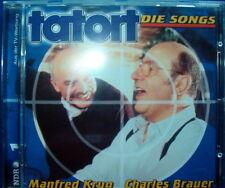 CD Tatort Die Songs Manfred Krug Charles Brauer
