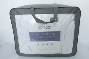 Hotel Collection British Goose Down 13.5T Super King Duvet