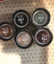 (5) Revlon Colorstay Creme Eyeshadow Bold Complete Set