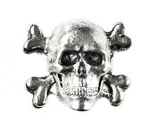 Skull Lapel Pin