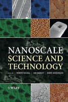 Nanoscale Science and Technology (Hardback book, 2005)
