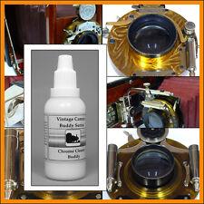 Vintage Camera Buddy chrome cleaning fluid 35 ml for Kodak Ensign Rochester