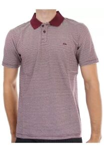 QUIKSILVER REVERTED MENS SS POLO SHIRT