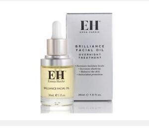 Emma Hardie Brilliance Facial Oil Overnight Treatment 30ml Brand New In Box