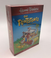 The Flintstones The Complete Series Season 1-6 (DVD, 20-Discs, 166-Episodes) New