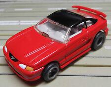 für Slotcar Racing Modellbahn -- Ford Mustang von Life Like, kostenloser Versand