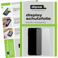 6x LG Stylus 2 Plus Schutzfolie matt Displayschutzfolie Folie dipos Displayfolie