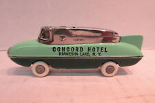 1960's Sarome Blue Bird Rocket Car Lighter Made in Japan Concord Hotel New York