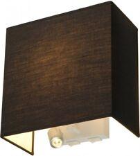 SLV ACCANTO LEDspot, Wandleuchte, schwarz, E27, LED warmweiss