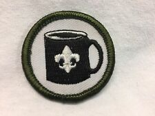 Boy Scouts - Spoof Scoutmaster merit badge - Coffee Cup !