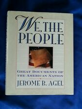 We, the People: Great Documents of the American Nation 2000 HCDJ Jerome Agel