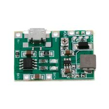 Lithium Li-ion 18650 3.7V 4.2V Battery Charger Board Step Up DC-DC Boost Module