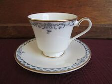 """ROYAL DOULTON JOSEPHINE GOLD CUP & SAUCER - 3"""" 1107F"""
