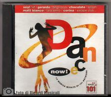 DANCE NOW La musica Mixata di 101 network (1991 RARA)