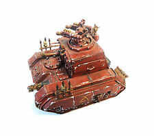 WARHAMMER 40K ARMY BLOOD PACT CHAOS IMPERIAL GUARD HELL HOUND PAINTED