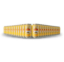 Cisk Lager Beer - 24 X 330ml Cans