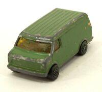 Corgi Juniors Chevrolet Van Britain Vintage Toy Car Diecast L267