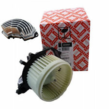 New Heater Blower Motor + Regulator for Citroen Berlingo, C4, Peugeot Partner