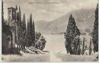 CPA Italie Lago di Como Dintorni di Bellagio