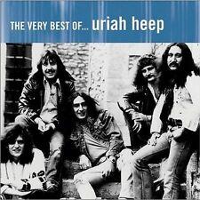 The Very Best of Uriah Heep by Uriah Heep (CD, May-2002, Sanctuary)