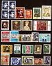 BULGARIA 1 blocco 4 francobolli e 23 francobolli timbrati soggetti vari 59T5