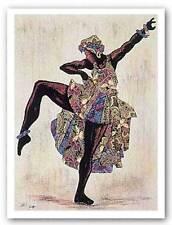 AFRICAN AMERICAN ART Black Rain by Alonzo Saunders