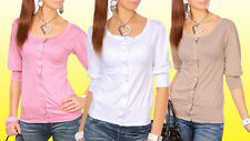 """New Collection - Nice Classic Cardigan with buttons """"Liana"""" 4013"""