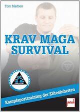 Krav Maga Survival Nahkampftraining der Eliteeinheiten Kampfsport Buch Training