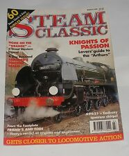 """STEAM CLASSIC MARCH 1995 - HOME ON THE """"GRANGE""""/KNIGHTS OF PASSION"""