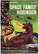 Space Family Robinson no. 7 with art by Dan Spiegle