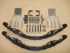 7 LEAF OFF ROAD TRAILER SPRING KIT - TRAILER PARTS - PERFECT FOR OFFROADTRAILER
