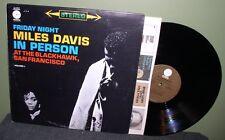 "Miles Davis ""In Person at the Blackhawk"" LP John Coltrane"