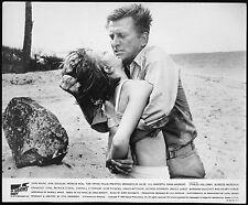 IN HARMS WAY - 1965 - 1 Original 8x10 Glossy Photo of KIRK DOUGLAS - WAR II