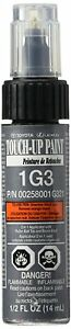 GENUINE TOYOTA 00258-001G3-21 MAGNETIC GRAY 1G3 TOUCH-UP PAINT PEN (.44 FL OZ 14
