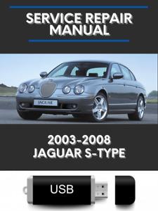 Repair Manuals Literature For 2005 Jaguar S Type For Sale Ebay
