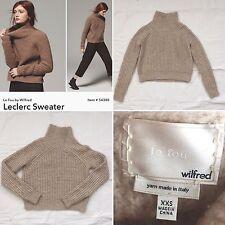 Aritzia Le Fou by Wilfred Leclerc Sweater EUC XXS $225