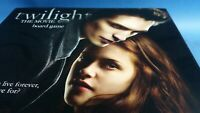 Twilight The Movie Board Game 2009 2-8 Players Age 10+ Vampires Complete