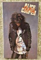 Vintage 1989 Cassette Tape Alice Cooper Trash CBS Records