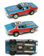 1978 Aurora AFX G+ G-PLUS Dodge Charger STP Petty TV Guide Promo Slot Car 1101