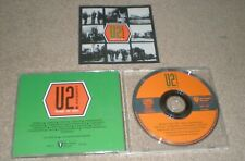U2 CD Through The Years  LIVE Over The World '80-'92