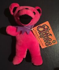 Grateful Dead Bean Bear ALTHEA - Mint with tag - Liquid Blue Collectible