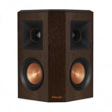 PAR ALTAVOCES SURROUND KLIPSCH RP-402S WALNUT ALTAVOCES SPEAKERS ALTAVOCES
